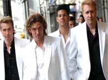 Book The Unexpected Boys for your Performing Arts Center or Special Event